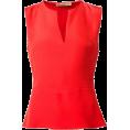 Bev Martin - Ruth Shaw Peplum Blouse - Shirts -