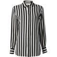 svijetlana - SAINT LAURENT - Long sleeves shirts -