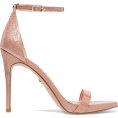 shicakes - SAM EDELMAN Glittered vinyl sandals - Sandals - $100.00