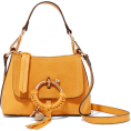 Qiou - SEE BY CHLOÉ Joan mini textured-leather - Bolsas pequenas -