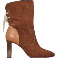 beautifulplace - SEE BY CHLOÉ Yvonne Lace-Up Back Suede B - Boots -
