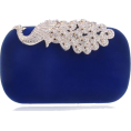 AkokoViv - SEKUSA Diamond Shoulder Purse - Clutch bags - $55.00