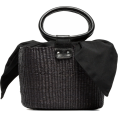 JecaKNS - SENSI STUDIO straw basket bag - Hand bag -
