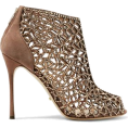 Rocksi - SERGIO ROSSI Royal Strass crystal-embell - Boots - $778.00