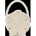 beautifulplace - SHRIMPS  Buttercup faux pearl-embellishe - Hand bag -