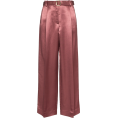 JecaKNS - SIES MARJAN blanche satin trousers - Skirts -