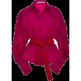 HalfMoonRun - SILVIA TCHERASSI blouse - Shirts -