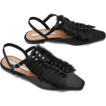 lence59 - SLINGBACK SHOES WITH FRINGE - Sandals -
