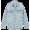 vopiso - STELLA MCCARTNEY Denim jacket - Chaquetas - $833.00  ~ 715.45€