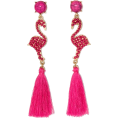 pwhiteaurora - SUGARFIX by BaubleBar Flamingo Earrings - Earrings - $12.99