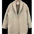 HalfMoonRun - SÉZANE coat - Jacket - coats -