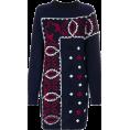 Amelia  - Sacai,Sweater Dresses,dresses, - Dresses - $1,207.00
