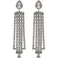 haikuandkysses - Sade Chandelier Earrings $315 - Earrings -