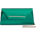 cilita  - Satin Envelope Clutch Bag - Clutch bags -