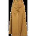 lence59 - Satin-crepe culottes - Calças capri -