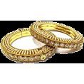 mmpherson  - Screw Gold Bangles  - Chapéus - $80.00  ~ 68.71€