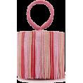 beautifulplace - Sensi Studio Beaded Straw Mini Bag - Hand bag -