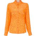 Aida Susi Silva - Silk shirt - AMIR SLAMA - Long sleeves shirts -