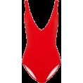 lence59 - Simone open-back swimsuit - Swimsuit -