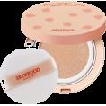 Jungwon Paik - Skinfood Peach Cotton Cushion - Cosmetics -