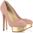 Mo. Artoholic - charlotte olympia dolly - Shoes -