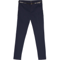 lence59 - Smart trousers with belt - Capri & Cropped - £19.99  ~ $26.30