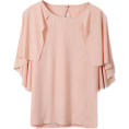 Smile (: - Romwe t-shirt - Long sleeves t-shirts -