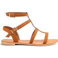 DotingSage - Sofia Gladiator Sandal Wide E Fit - Sandals - £15.00  ~ $19.74