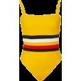 MATTRESSQUEEN  - Solid & Striped - Swimsuit -