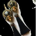 Sabaheta - Soutache Earrings (Soutache earrings) wi - Brincos -