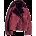 beautifulplace - Spanish Merino Mouton jacket - Jacket - coats -