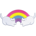 Jay Han - Sparkle Collective Rainbow Cat Patch - Other -