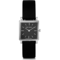 Stormbattereddragon  - Stainless steel and leather watch - Watches -