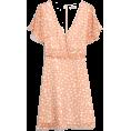 beautifulplace - Star Shower Ruched Waist Minidress MADEW - Dresses -