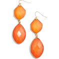 sharee64 - Stone Drop Earrings ADIA KIBUR - Earrings - $40.00