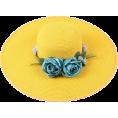 lence59 - Straw Hat - Hat -