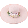 lence59 - Straw Hat - Hat - $32.99