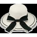 lence59 - Straw Sun Hat - Hat -