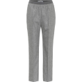 beautifulplace - Stretch wool and cashmere-blend pants - Capri & Cropped -