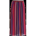 lence59 - Striped Midi Skirt ANNE KLEIN - Gonne -