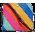 Doozer  - Striped clutch - Clutch bags -