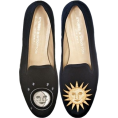 sandra  - Stubbs and Wootton Nitenday Slippers - Flats -