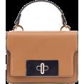 svijetlana2 - Stylish Flap PU Leather Handbag Shoulder - Borse con fibbia -