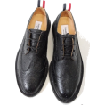 HalfMoonRun - THOM BROWNE lace-up leather shoes - Classic shoes & Pumps -