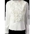svijetlana - TORY BURCH Long Sleeves Shirts - Long sleeves shirts -