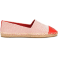 beautifulplace - TORY BURCH Canvas and leather espadrille - Plutarice -