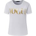 Aida Susi Silva - T-Shirt Vogue - T-shirts -