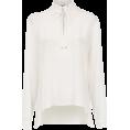beautifulplace - TUFI DUEK silk blouse - Long sleeves shirts -