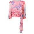 lence59 - TWIN-SET paisley print sleeve blouse - Shirts -