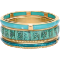 lastchance  - Teal Bangle Bracelet - Bransoletka -
